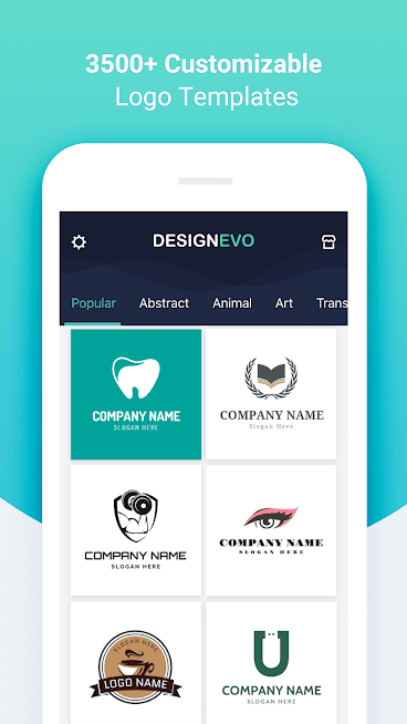 DesignEvo – Logo Maker