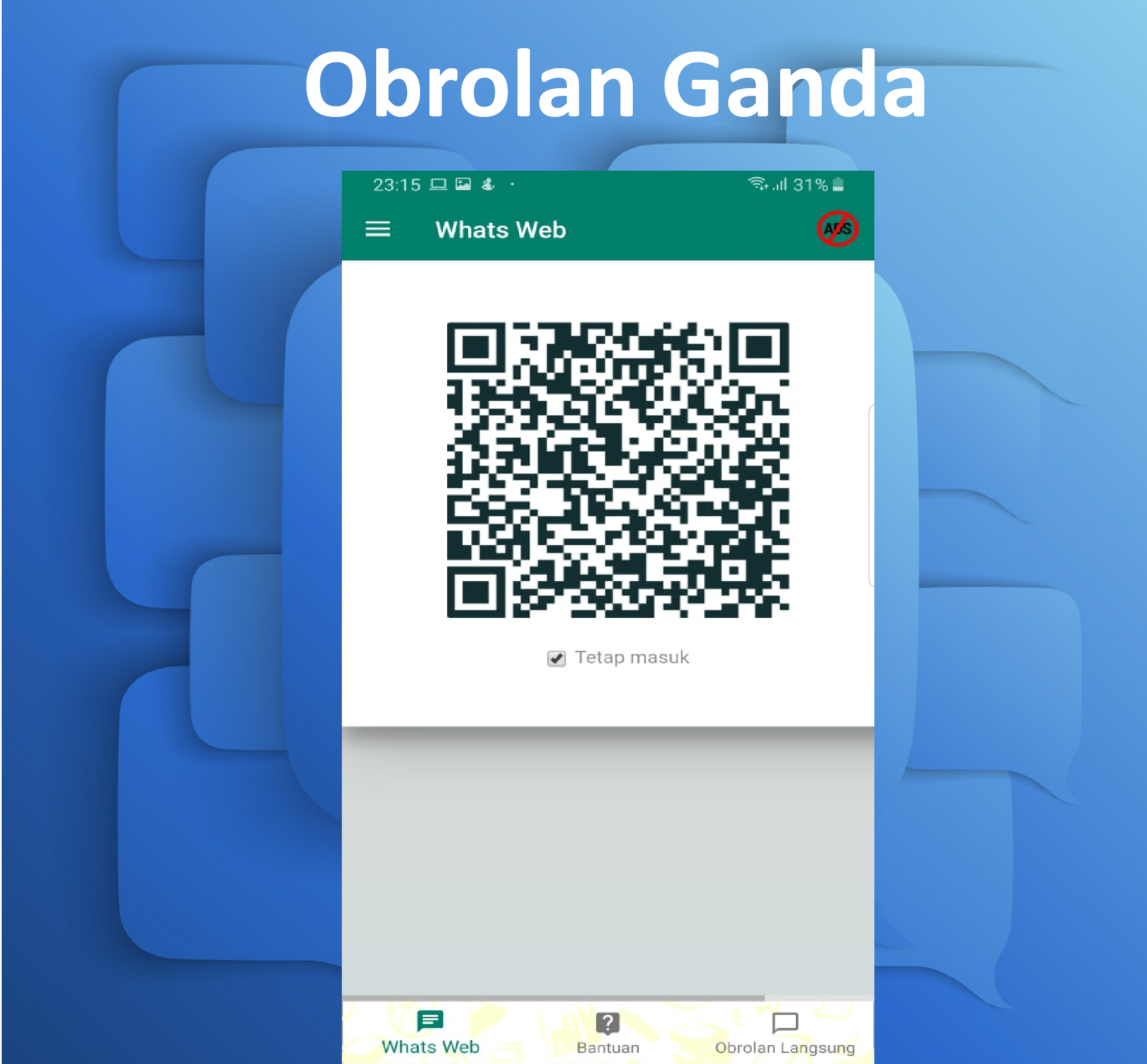 Whatscan for Whatsapp Web