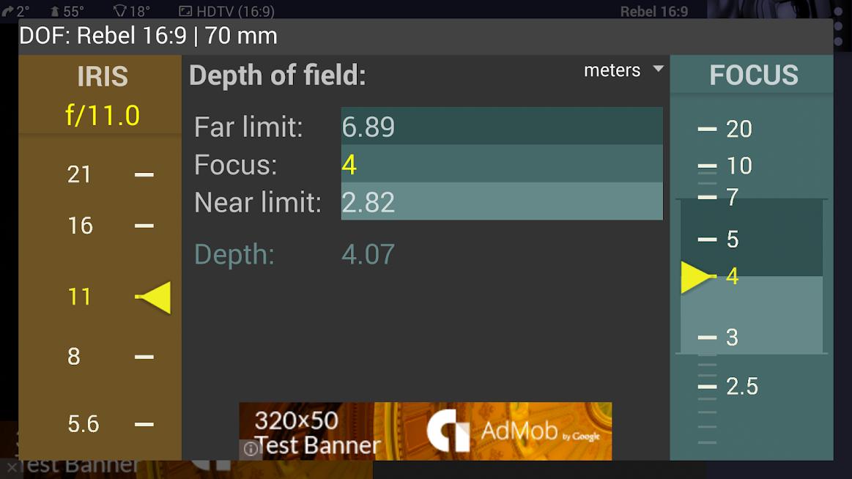 Magic Universal ViewFinder