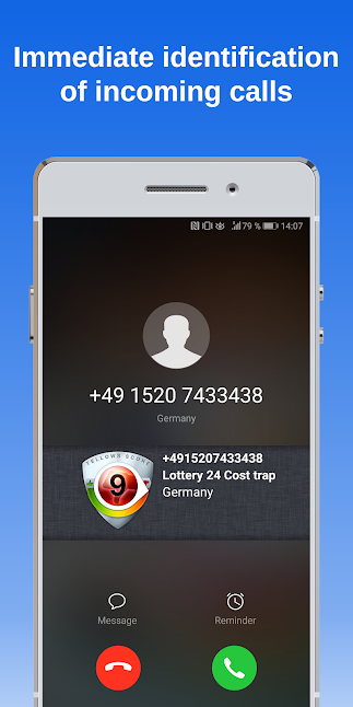 tellows – Caller ID & Block