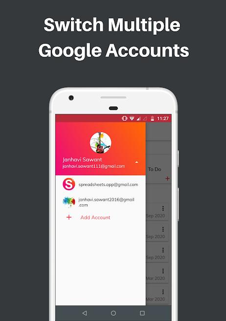 Upsheet: Templates for google sheets