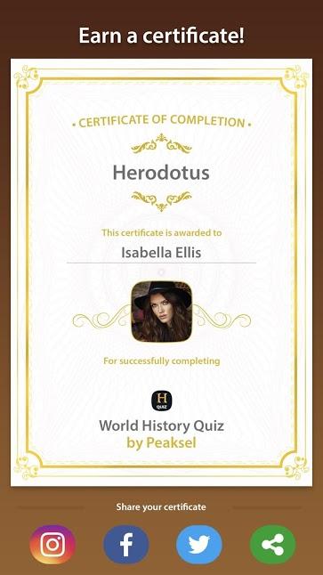 World History Quiz
