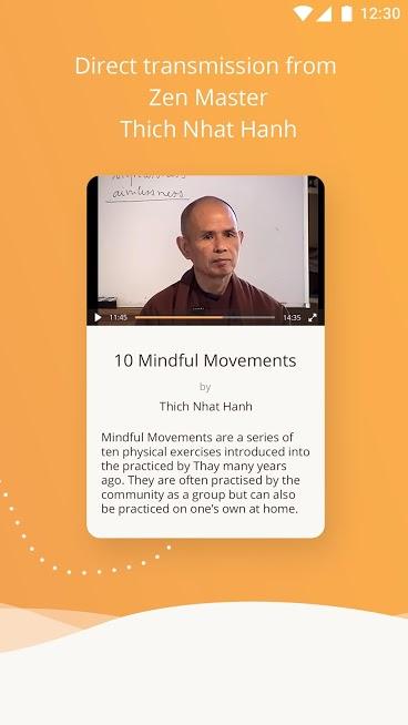 Plum Village: Zen Guided Meditation & Mindfulness