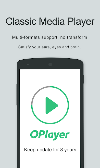 Video Player – OPlayer Lite