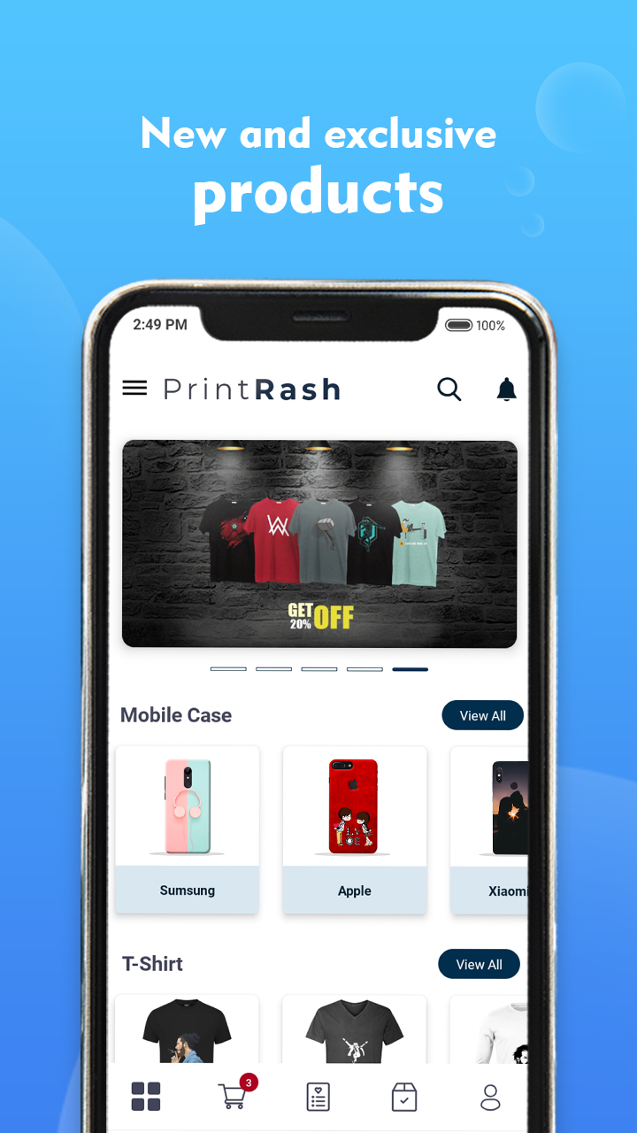 Printrash: All Printing Solution in Your Pocket