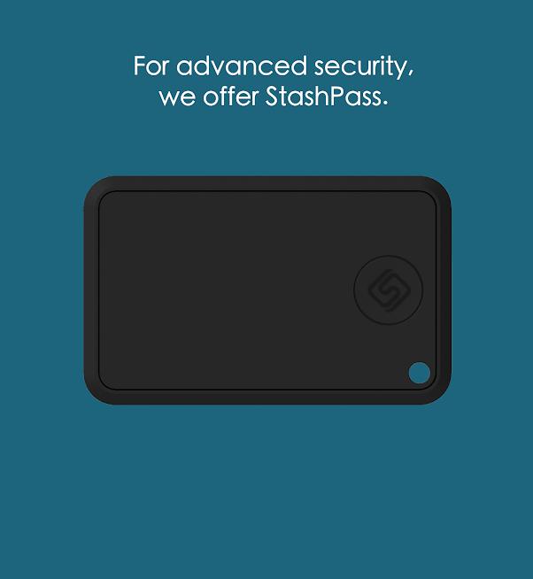 Stash Password Manager