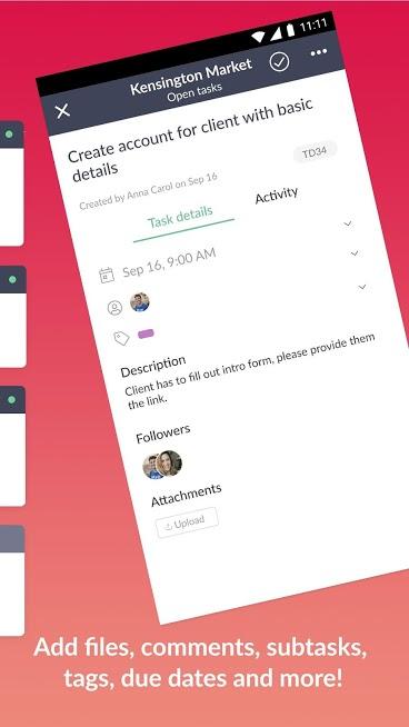 Workast – Organize your work
