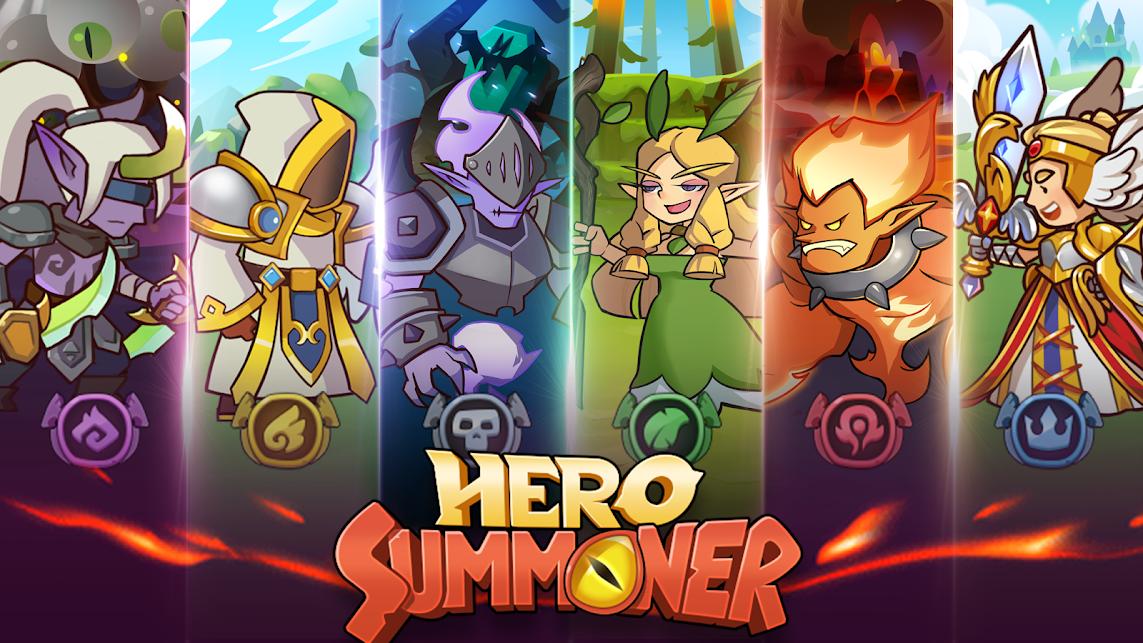 Hero Summoner – Free Idle Game